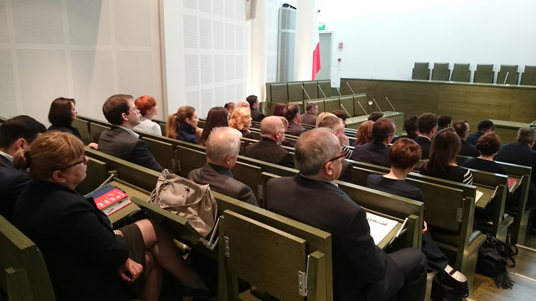 Konferencja w Sądzie Najwyższym