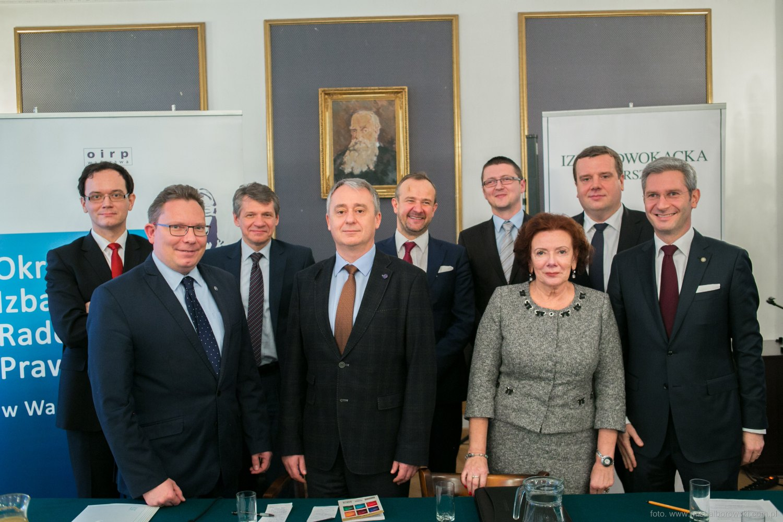 Konferencja - Tajemnica adwokacka i radcowska